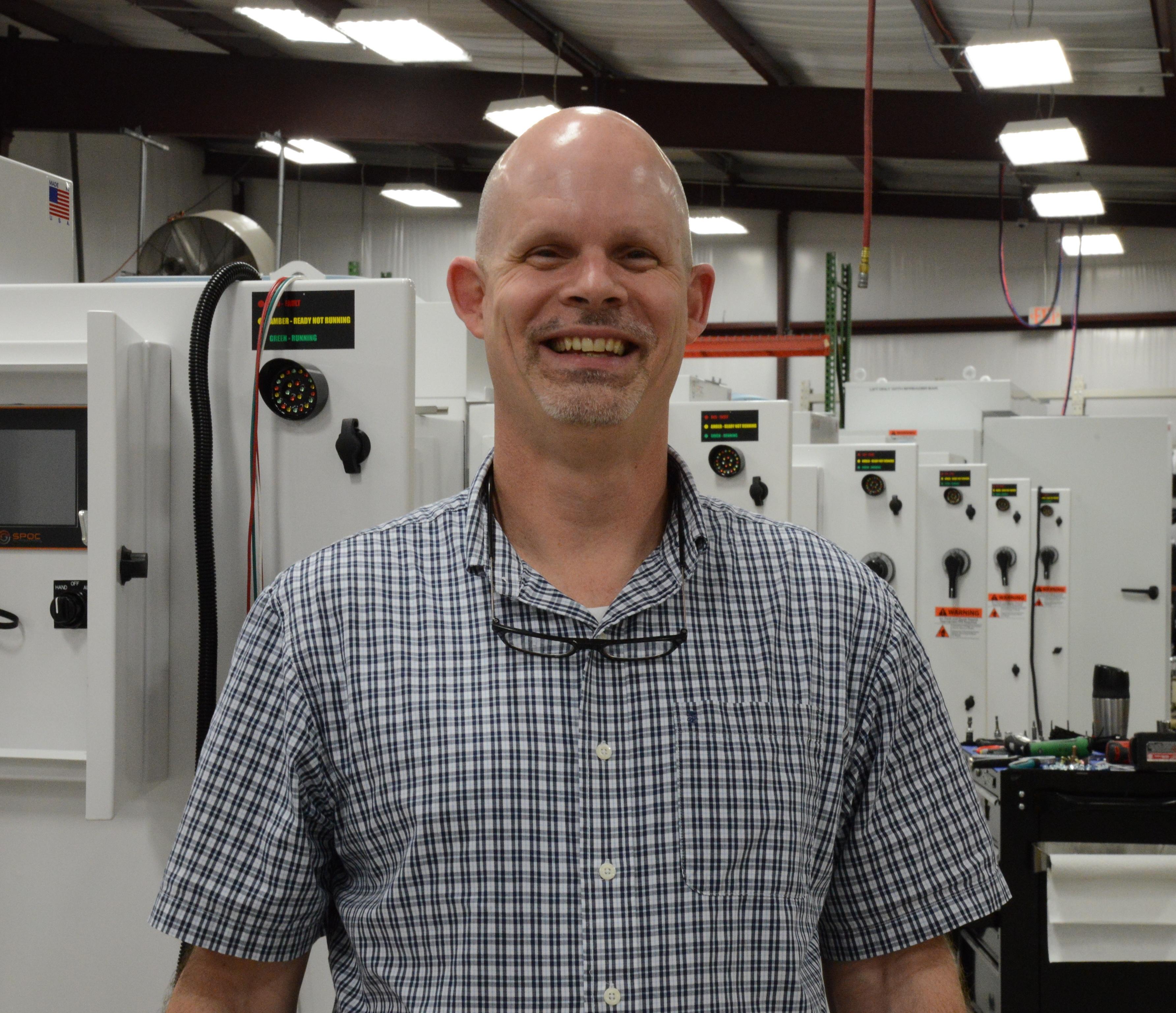 Pat Nichols | SPOC Automation Operations and Logistics Manager