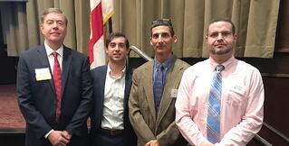 Doug Markham, Grant Todd, John Davidson, Brian Beard