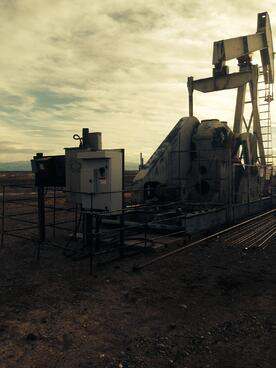Wyoming Oil Pump